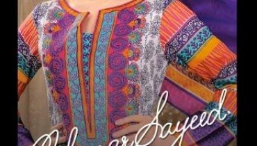 Umar Sayeed Lawn Collection For Summer 2012 Sneak Peak-003