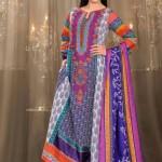 Umar Sayeed Summer Lawn collection 2012 by Al-Karam Textiles 6
