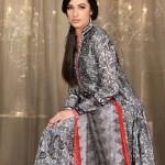 Umar Sayeed Summer Lawn collection 2012 by Al-Karam Textiles 7