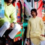 Aaamir Khan Spring Summer Kurta Collection For Men 2012-001