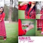 Alina's Designer Collection Summer Dresses For Women 2012-002