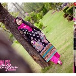 Alina's Designer Collection Summer Dresses For Women 2012-004
