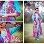 Alina's Designer Collection Summer Dresses For Women 2012-005