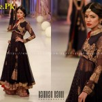 Asifa And Nabeel At Pantene Bridal Couture Week 2012-005