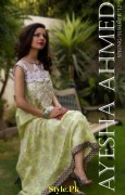 Ayesha Ahmed Casual Wear Lawn For Summer 2012-007