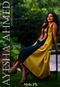 Ayesha Ahmed Casual Wear Lawn For Summer 2012-009