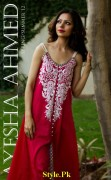 Ayesha Ahmed Latest Spring Summer Collection 2012-001