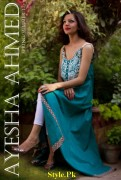 Ayesha Ahmed Latest Spring Summer Collection 2012-002