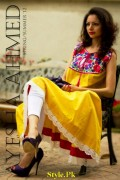 Ayesha Ahmed Latest Spring Summer Collection 2012-003