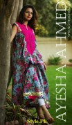 Ayesha Ahmed Latest summer Lawn Collection 2012-006