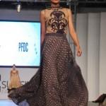 Azza Outfits At PFDC Sunsilk Fashion Week 2012, Day 1-010