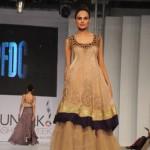 Azza Outfits At PFDC Sunsilk Fashion Week 2012, Day 1-011