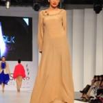 Azza Outfits At PFDC Sunsilk Fashion Week 2012, Day 1-013