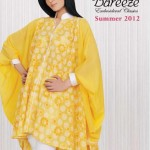 Bareeze Embroidered Classics Summer Collection 2012 1