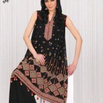 Bareeze Embroidered Classics Summer Collection 2012 3