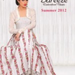 Bareeze Embroidered Classics Summer Collection 2012 5