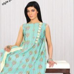 Bareeze Embroidered Classics Summer Collection 2012 7