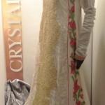 Crystallia Latest Embroidered Semi-Formal Wear 2012-001
