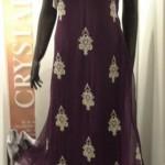 Crystallia Latest Embroidered Semi-Formal Wear 2012-002