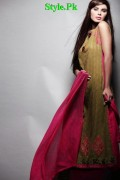 Cynosure Latest Ready To Wear Summer Dresses 2012-004