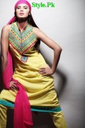 Cynosure Latest Summer Dresses For Women 2012-001