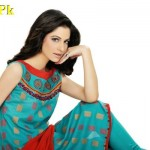 Cynosure Latest Summer New Dresses For Women 2012-002