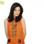Cynosure Latest Summer New Dresses For Women 2012-003