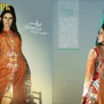 Eiza by UA Textiles Latest Lawn Pruints For Summer 2012-013