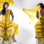 Eiza by UA Textiles New Arrivals Of Lawn For Summer 2012-003