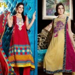 Eiza by UA Textiles New Arrivals Of Lawn For Summer 2012-007
