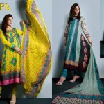 Eiza by UA Textiles Summer Collection For Women 2012-009