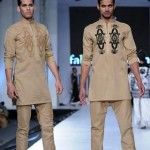 Fahad Hussayn Paranior Collection For Summer 2012-013