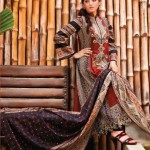Grace Fabrics Lawn Collection For Summer Volume 2-006