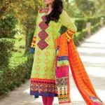 Grace Fabrics Summer Lawn Prints For Women 2012-014