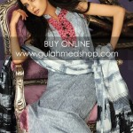 Gul Ahmed Latest Lawn Collection For Summer 2012 003