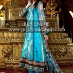 Gul Ahmed Latest Lawn Collection For Summer 2012 004