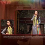 Ittehad Textiles Summer 2012: Volume 2 Collection (8)