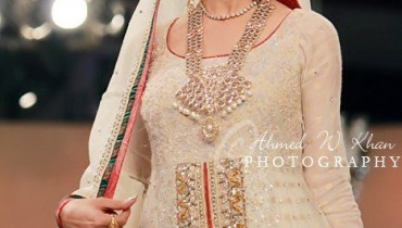 Jewellery Collection at Pantene Bridal Couture Week 2012 by Nadia Chottani by Argentum 1