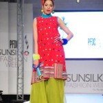 Karma Pink Collection At PFDC Sunsilk Fashion Week, Day 3-013