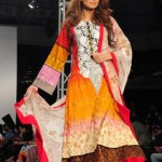 Lakhani Silk Mills at PFDC Sunsilk Fashion Week 2012, Day 3-003
