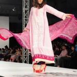 Lakhani Silk Mills at PFDC Sunsilk Fashion Week 2012, Day 3-004