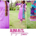 Latest ALina's Designer Collection Casual Wear 2012-010