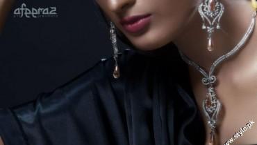 Latest And Gorgeous Diamond Jewellery by Afareez 1