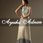 Latest Ayesha Adnan Party Wear Collection 2012-008