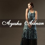 Latest Ayesha Adnan Party Wear Collection 2012-009