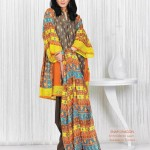 Latest Casual Wear LAwn Dresses For Summer By Bareeze 2012-008