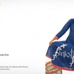 Latest Casual wear Collection For Women by Pinkstich 2012-007