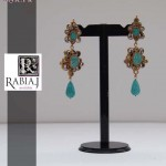 Latest Earring Collection For Women By Rabia J 2012-003