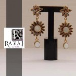 Latest Earring Collection For Women By Rabia J 2012-004