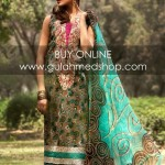 Latest Gul Ahmed Summer Lawn Prints 2012 Volume 2 019